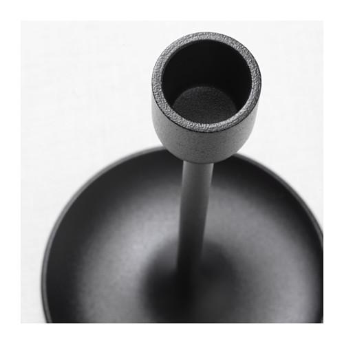 FULLTALIG - 燭台,3 件套裝, 黑色 | IKEA 香港及澳門 - PE643715_S4