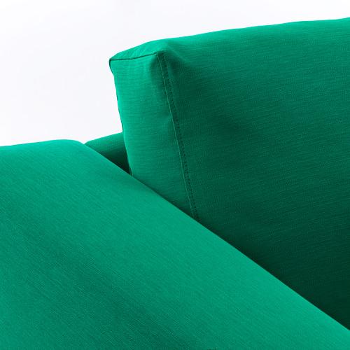 NORSBORG - 躺椅, Edum 鮮綠色/金屬 | IKEA 香港及澳門 - PE659341_S4