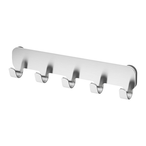 BROGRUND - hook rack, stainless steel | IKEA Hong Kong and Macau - PE643768_S4