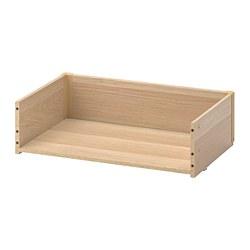 BESTÅ - drawer frame, white stained oak effect   IKEA Hong Kong and Macau - PE691109_S3
