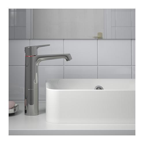 BROGRUND - wash-basin mixer tap, tall, chrome-plated | IKEA Hong Kong and Macau - PE643800_S4