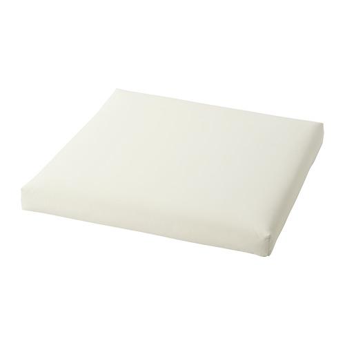 KUDDARNA - seat cushion, outdoor, 62x62 cm, beige | IKEA Hong Kong and Macau - PE733993_S4