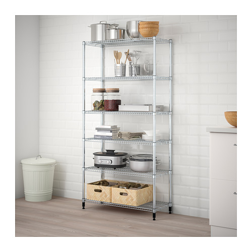 OMAR - 1 shelf section, 92x36x181 cm | IKEA Hong Kong and Macau - PE691230_S4
