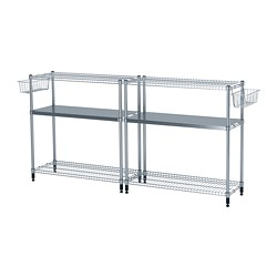 OMAR - 2 shelf sections, 211x36x94 cm | IKEA Hong Kong and Macau - PE691221_S3