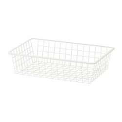 HJÄLPA - 鋼條籃, 白色 | IKEA 香港及澳門 - PE691247_S3