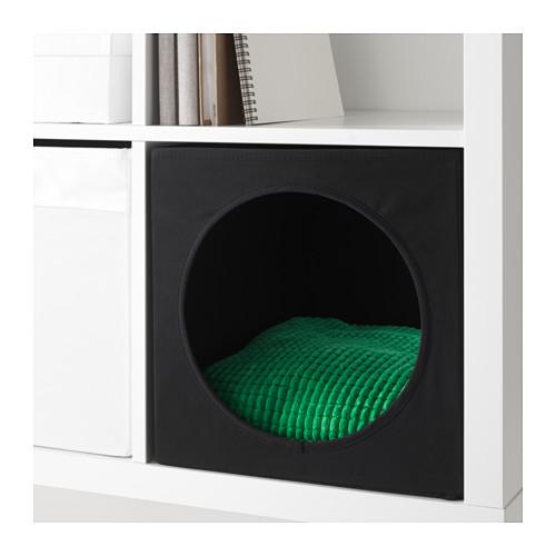 LURVIG - 貓屋, 黑色 | IKEA 香港及澳門 - PE643898_S4