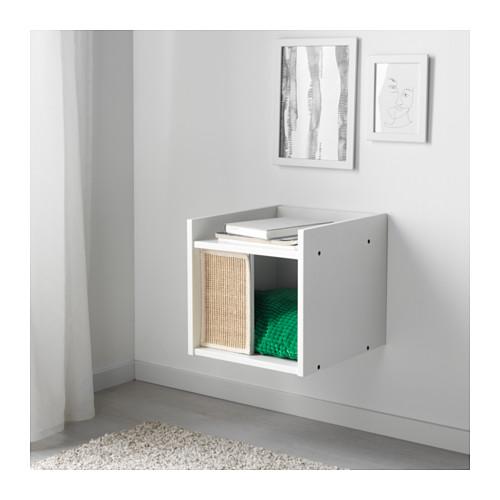 LURVIG - 貓屋連支腳, 白色   IKEA 香港及澳門 - PE643900_S4