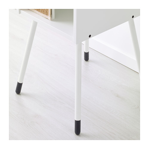 LURVIG - 貓屋連支腳, 白色   IKEA 香港及澳門 - PE643901_S4