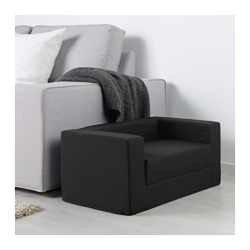 LURVIG - 貓/狗床, 黑色   IKEA 香港及澳門 - PE643905_S4