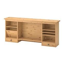 HEMNES - 書檯添加組合, 淺褐色 | IKEA 香港及澳門 - PE691293_S3