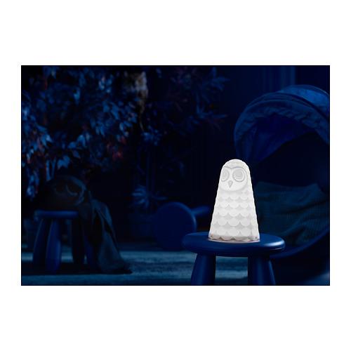 SOLBO - 座檯燈, 白色/貓頭鷹 | IKEA 香港及澳門 - PH145114_S4