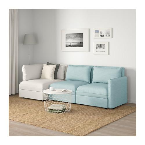 VALLENTUNA 3-seat modular sofa