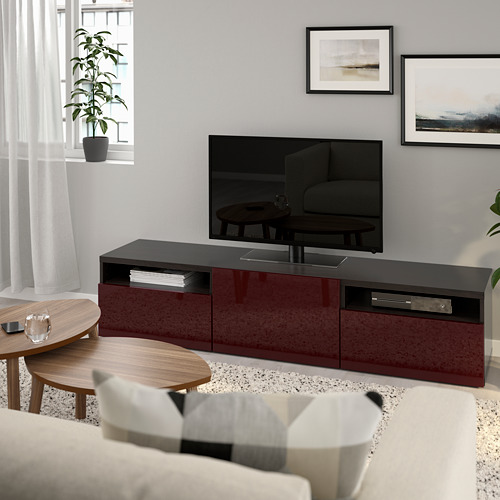 BESTÅ TV bench