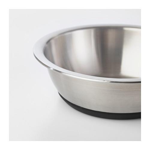 LURVIG - 寵物碗, 不銹鋼 | IKEA 香港及澳門 - PE644060_S4