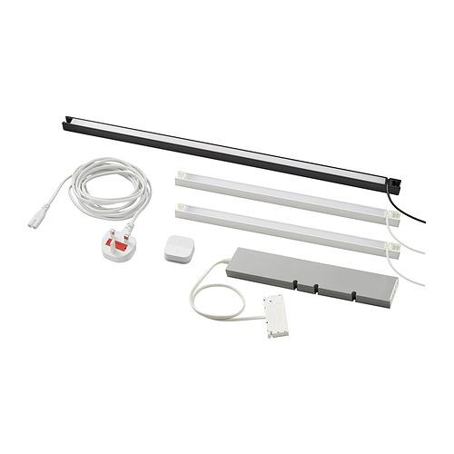 TRÅDFRI/SKYDRAG - LED照明套裝, anthracite | IKEA 香港及澳門 - PE833286_S4