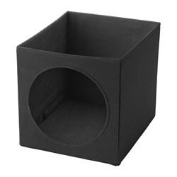 LURVIG - 貓屋, 黑色 | IKEA 香港及澳門 - PE644095_S3