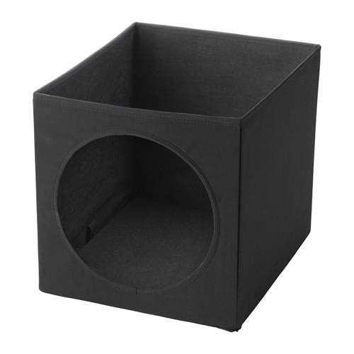 LURVIG - 貓屋, 黑色 | IKEA 香港及澳門 - PE644095_S4