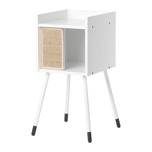 LURVIG - 貓屋連支腳, 白色   IKEA 香港及澳門 - PE644097_S4