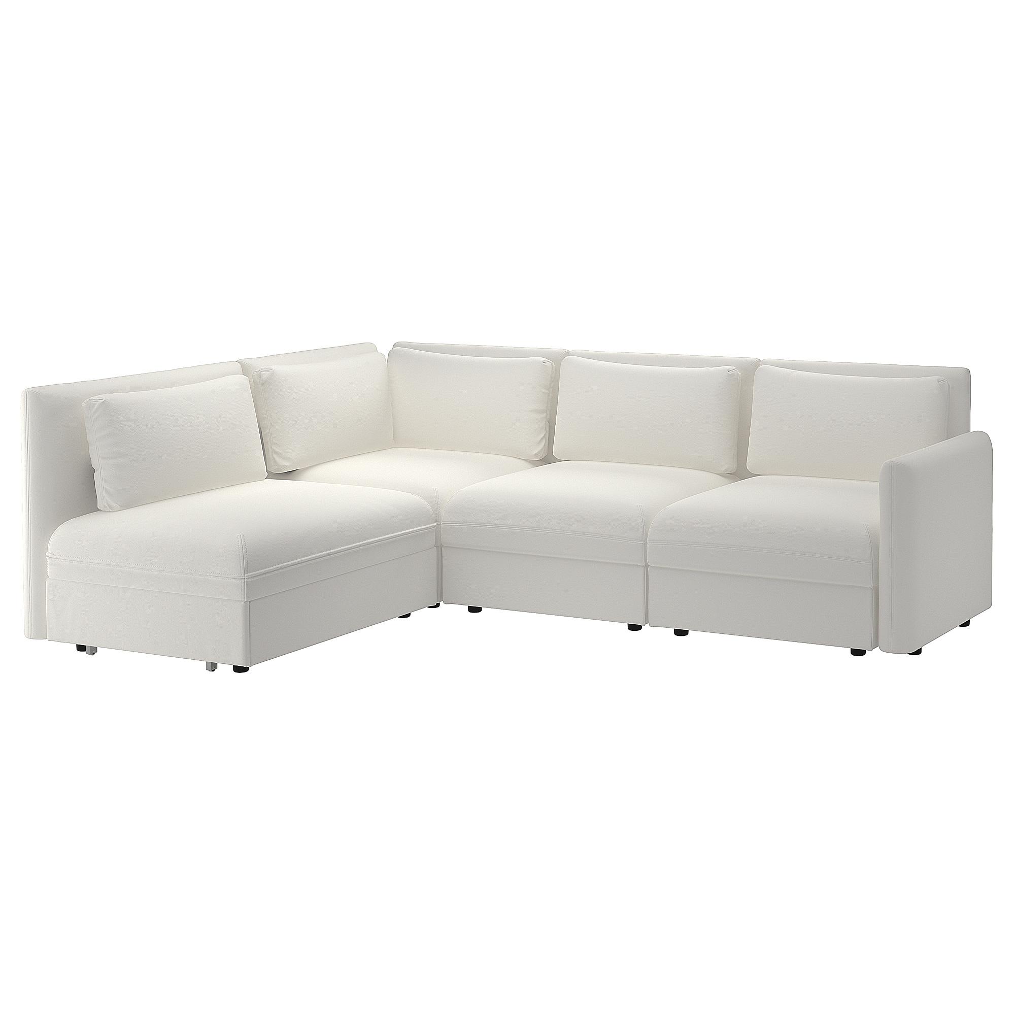 Corner Sofa 3 Seat Bed