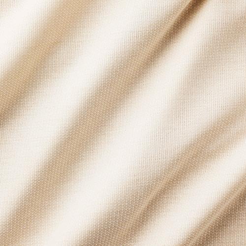MOALINA - curtains, 1 pair, beige | IKEA Hong Kong and Macau - PE788482_S4
