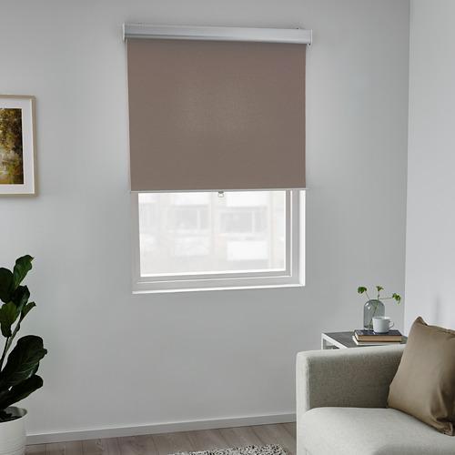 TRETUR - 遮光捲軸簾, 120x195cm, 褐色 | IKEA 香港及澳門 - PE788500_S4