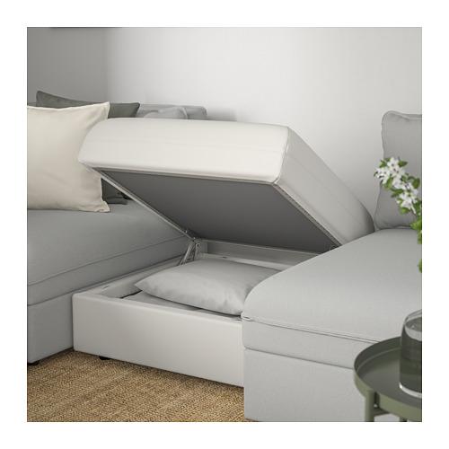 VALLENTUNA 4座位組合式梳化連梳化床
