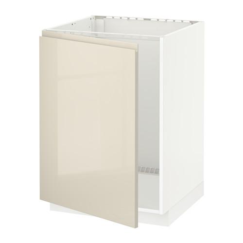 METOD base cabinet for sink