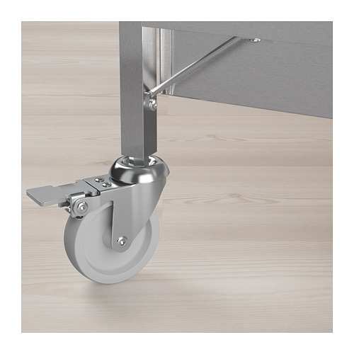 KUNGSFORS - kitchen trolley, stainless steel | IKEA Hong Kong and Macau - PE691764_S4