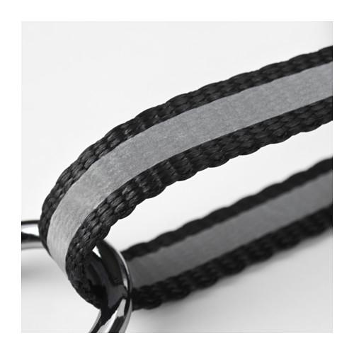 LURVIG - 反光背帶, 黑色   IKEA 香港及澳門 - PE644279_S4