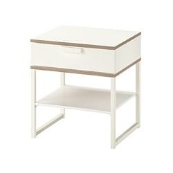 TRYSIL - 床頭几, 白色/淺灰色 | IKEA 香港及澳門 - PE691832_S3