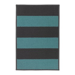 HALSTED - door mat, grey/blue | IKEA Hong Kong and Macau - PE691911_S3
