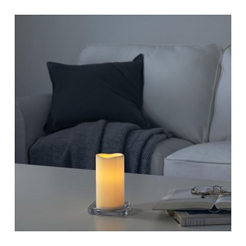 GODAFTON 室內/戶外LED柱形蠟燭