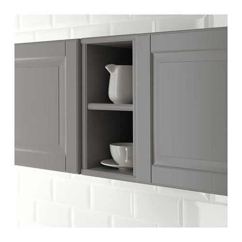 TORNVIKEN - open cabinet, grey | IKEA Hong Kong and Macau - PE691937_S4