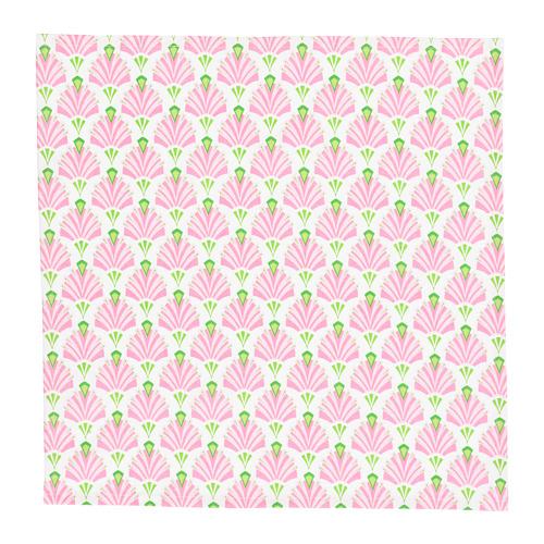 INBJUDEN - 餐巾, 白色/粉紅色 | IKEA 香港及澳門 - PE788609_S4