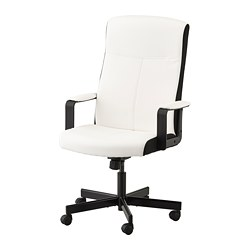 MILLBERGET - swivel chair, Kimstad white | IKEA Hong Kong and Macau - PE734582_S3