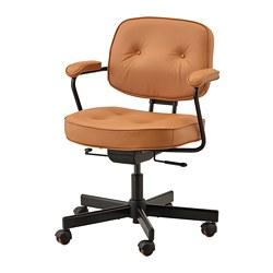 ALEFJÄLL - 辦公椅, Grann 金啡色 | IKEA 香港及澳門 - PE734591_S3