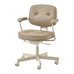 ALEFJÄLL - office chair, Grann beige | IKEA Hong Kong and Macau - PE734592_S3