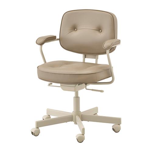 ALEFJÄLL - office chair, Grann beige | IKEA Hong Kong and Macau - PE734592_S4