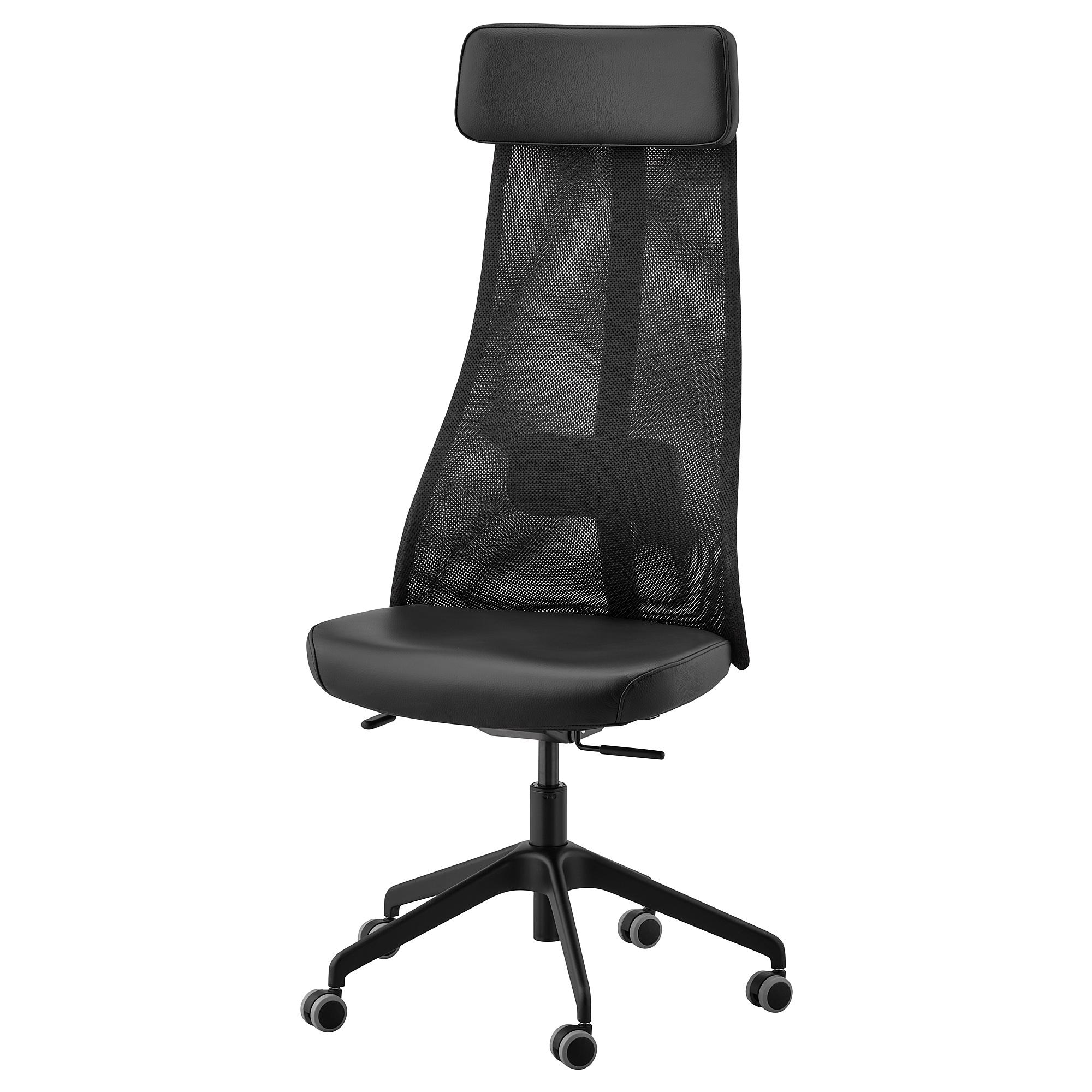 Office Chair Glose Black Ikea Hong Kong