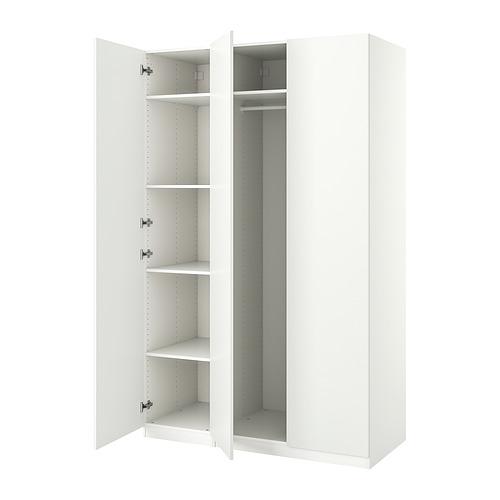 PAX/FORSAND - wardrobe combination, white | IKEA Hong Kong and Macau - PE833636_S4
