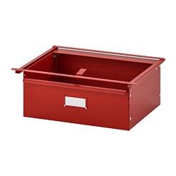 IVAR - 抽屜, 紅色 | IKEA 香港及澳門 - PE734638_S3