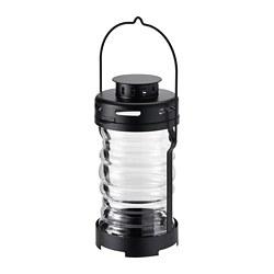 GLIMRANDE - 燭燈燭台,室內/戶外用, 黑色 | IKEA 香港及澳門 - PE734711_S3