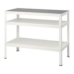 BROR - 檯, 55x110x88 cm, 白色   IKEA 香港及澳門 - PE756065_S3