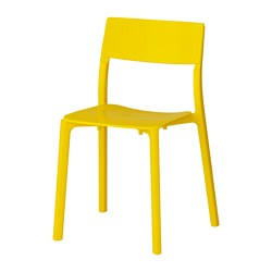 JANINGE - chair, yellow | IKEA Hong Kong and Macau - PE517376_S3