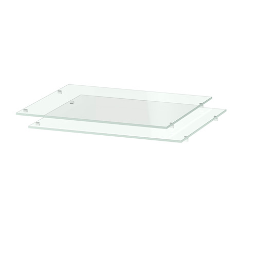 UTRUSTA - shelf, glass | IKEA Hong Kong and Macau - PE692063_S4