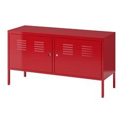 IKEA PS - 貯物櫃, 紅色 | IKEA 香港及澳門 - PE692085_S3