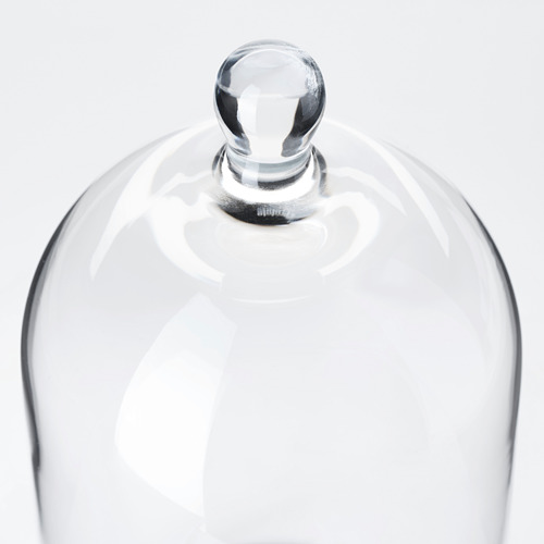 MORGONTIDIG glass dome