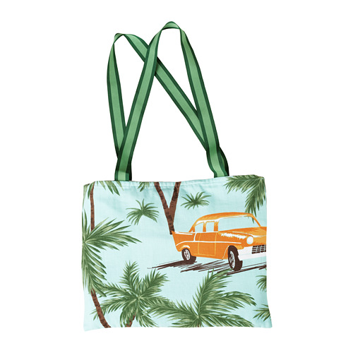 SOLBLEKT 沙灘毛巾連收納袋