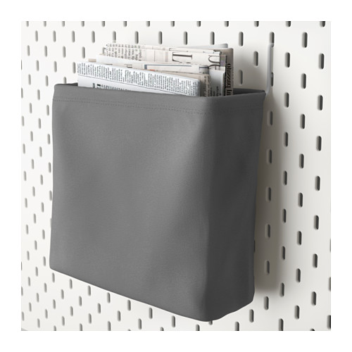 SKÅDIS - storage bag, white/grey | IKEA Hong Kong and Macau - PE644819_S4