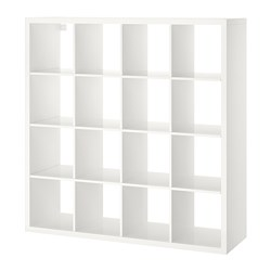 KALLAX - shelving unit, high-gloss white | IKEA Hong Kong and Macau - PE692208_S3